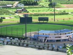 夏のレインボースタジアム