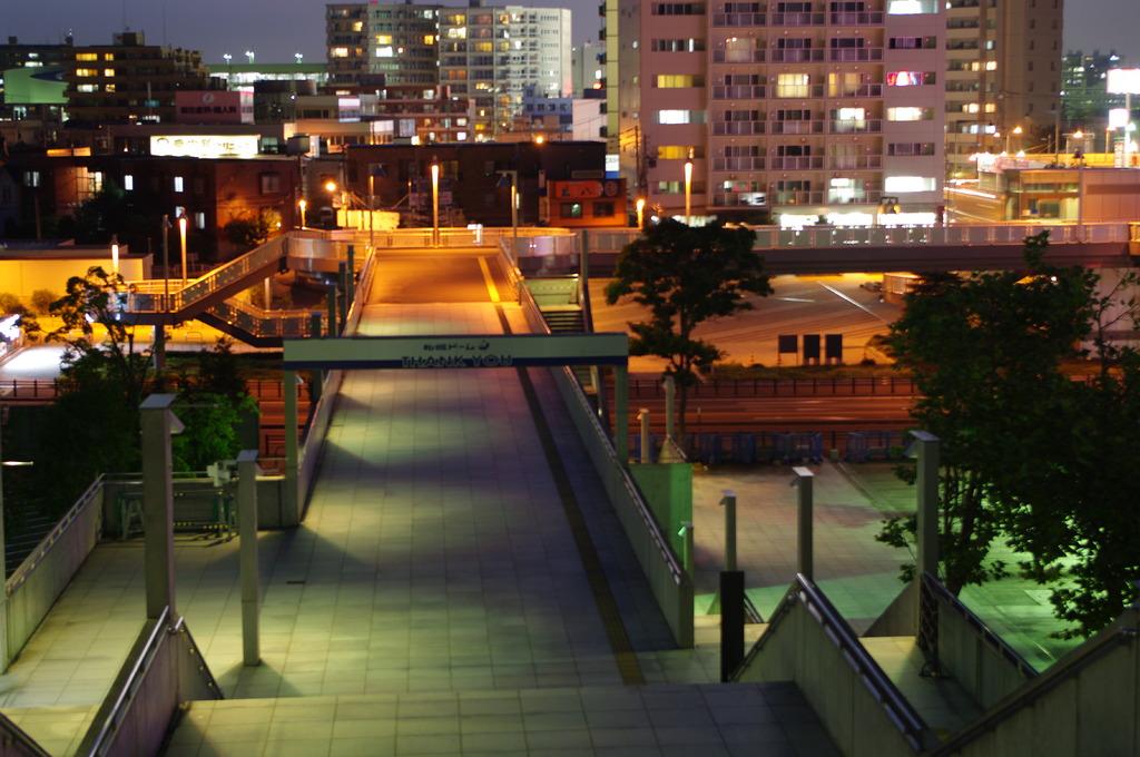 札幌ドームメイン入り口