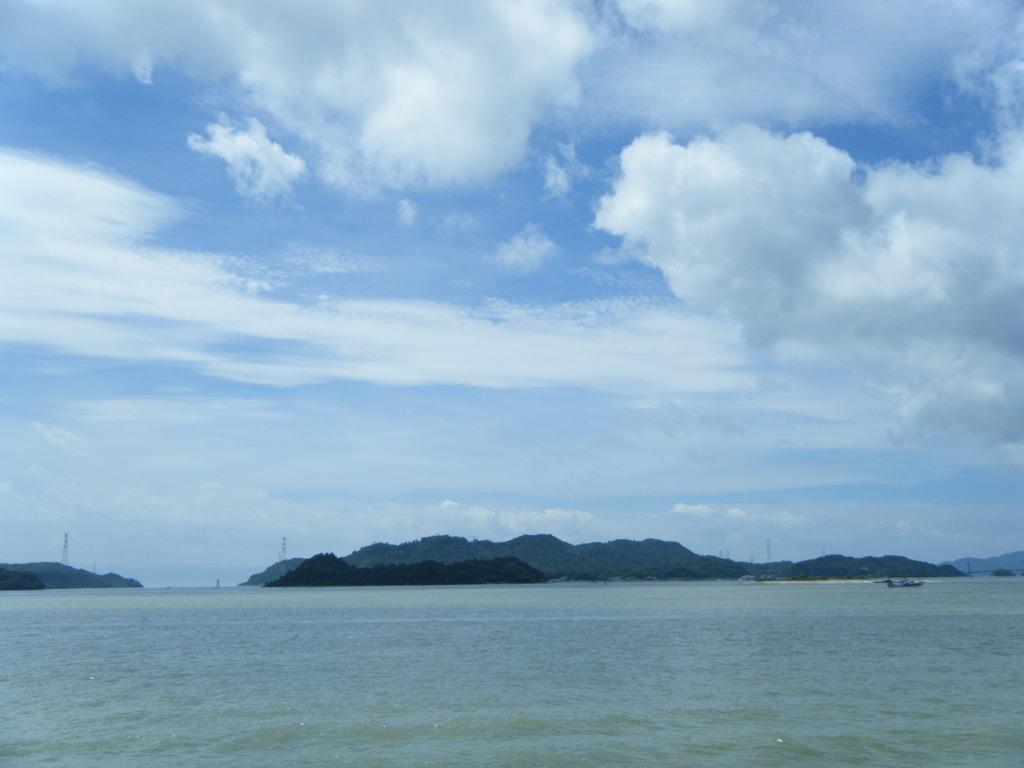 南の島     ちょっと手前