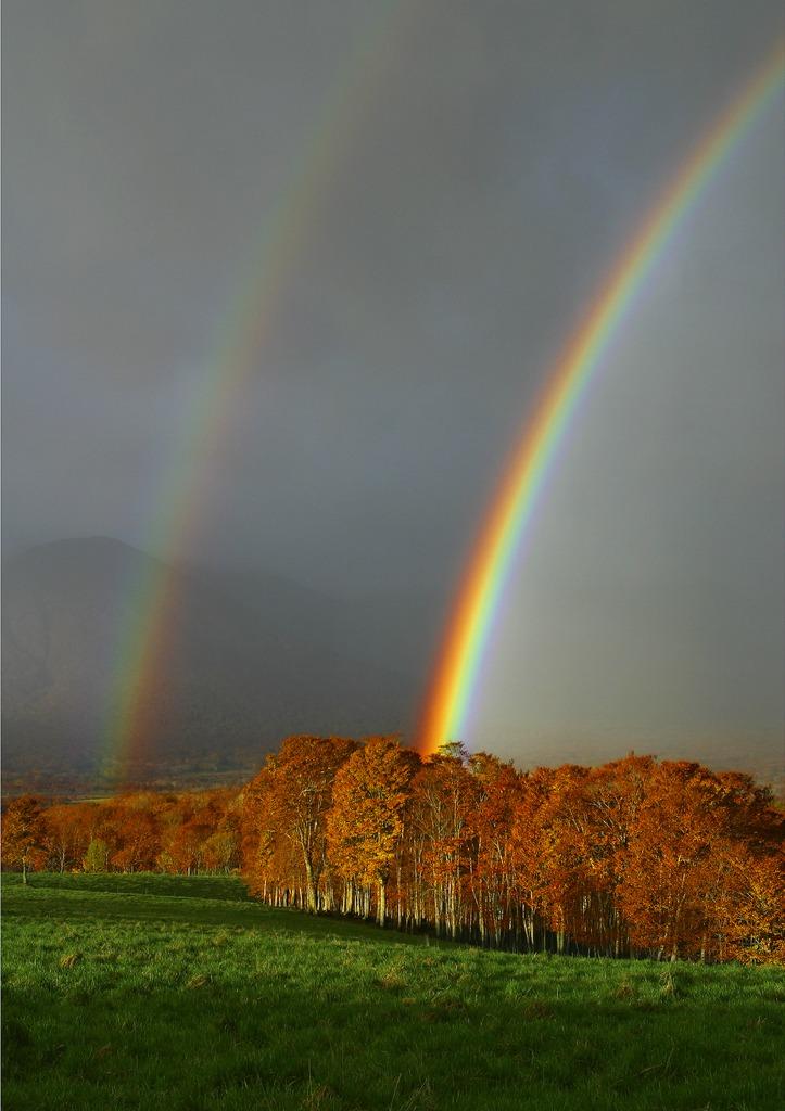 八甲田-虹