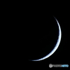 月齢2.5 三日月