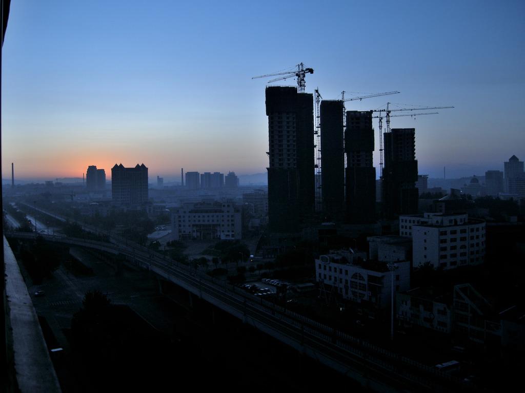 開発の夜明け(1)