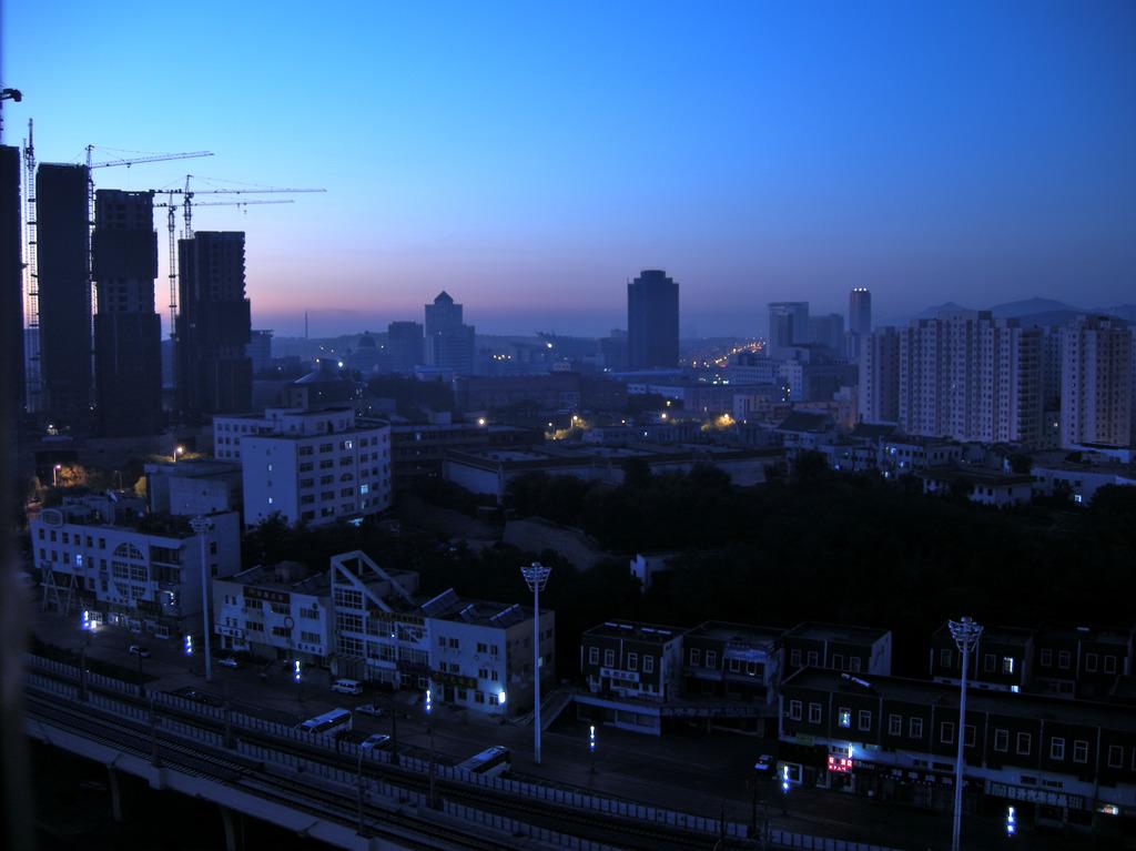 開発の夜明け(2)