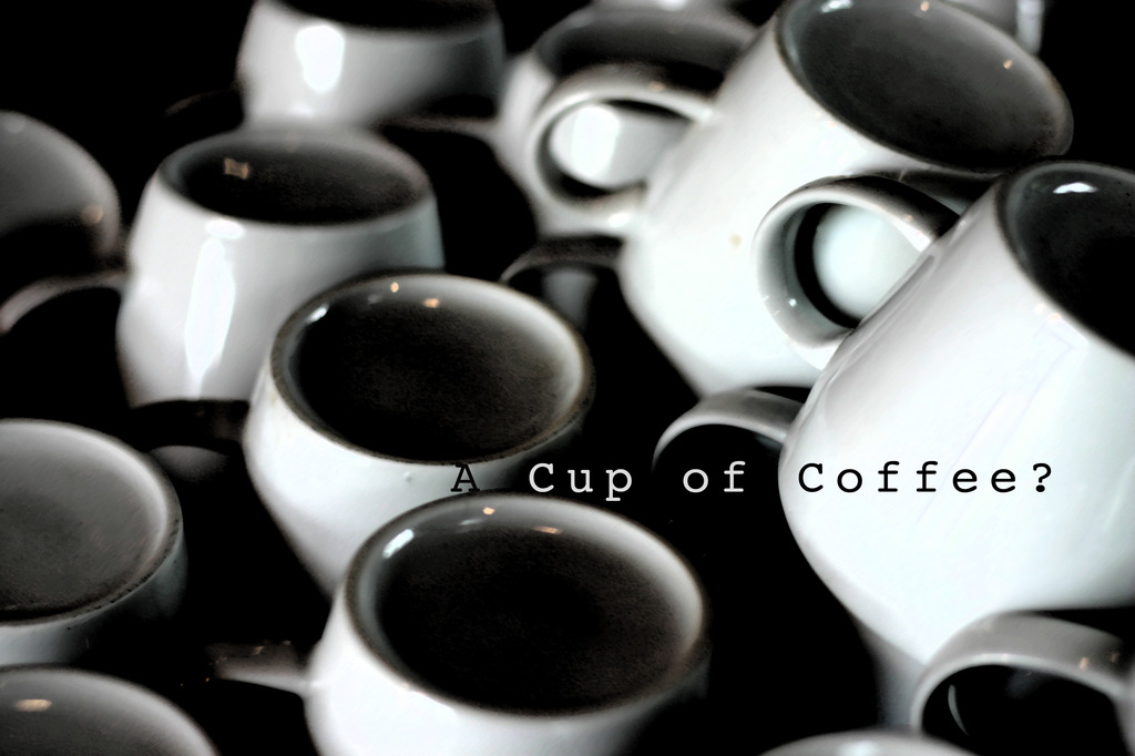 A Cup of Coffee?