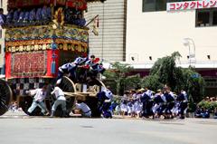 祇園祭~山鉾巡行~岩戸山