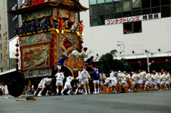 祇園祭~山鉾巡行~菊水鉾