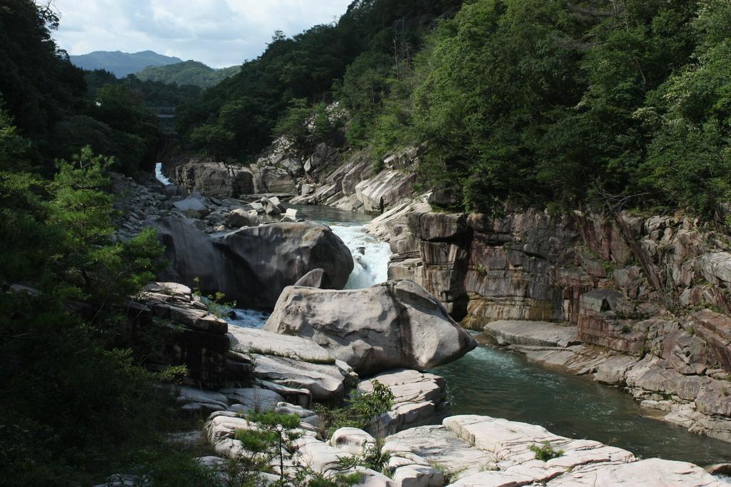 弥栄峡 4