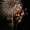 周防大島町の花火大会
