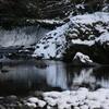 冬の高瀬峡