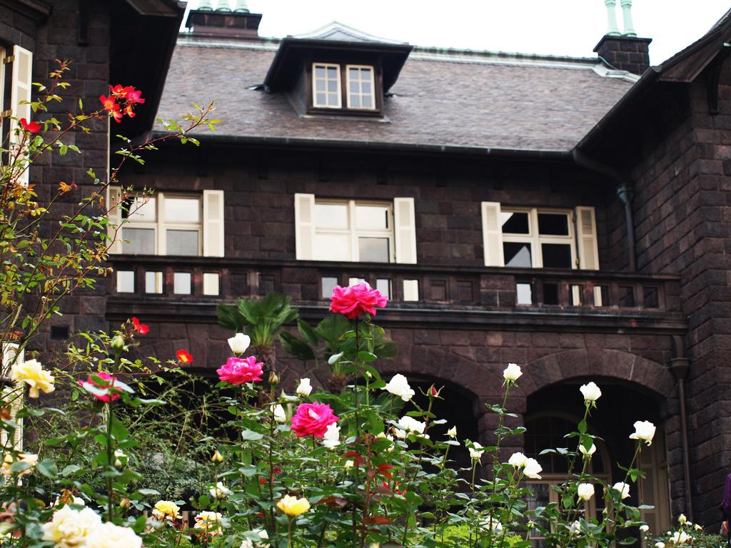旧古河庭園のバラ