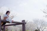 君と初めて見る桜