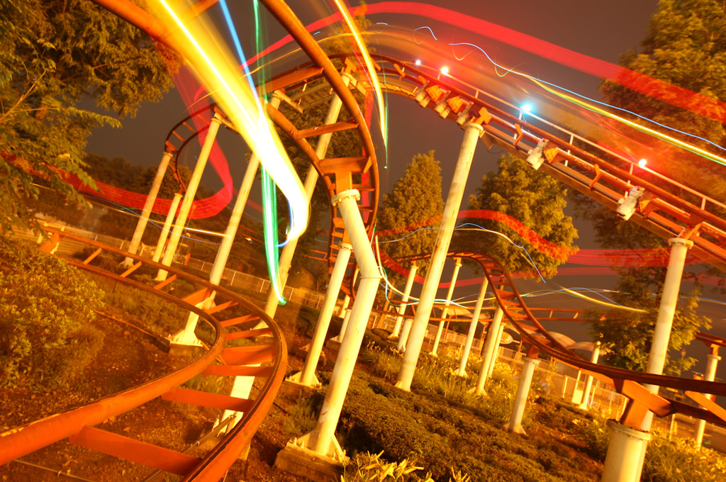 Night Coaster 3