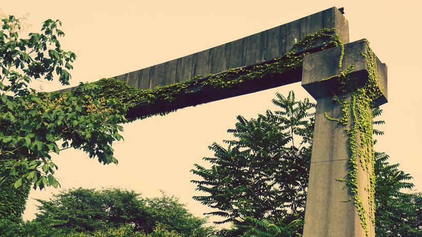 廃線モノレール