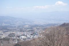 高根展望台からの眺め その3