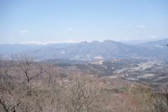 高根展望台からの眺め その2