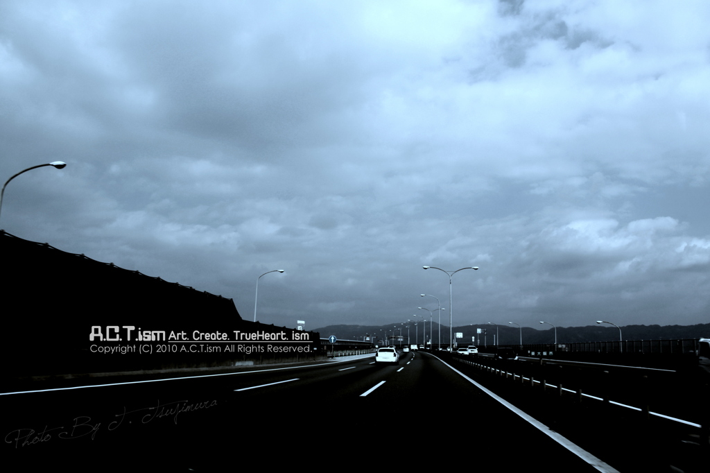 Black Road Ⅱ
