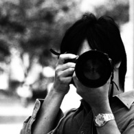 OLYMPUS E-620で撮影した人物(大好きなカメラマン)の写真(画像)