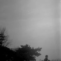 OLYMPUS PEN EE3で撮影した人物(早くおいでよ~。)の写真(画像)
