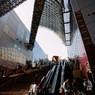 SONY DSLR-A900で撮影した風景(天国への階段)の写真(画像)