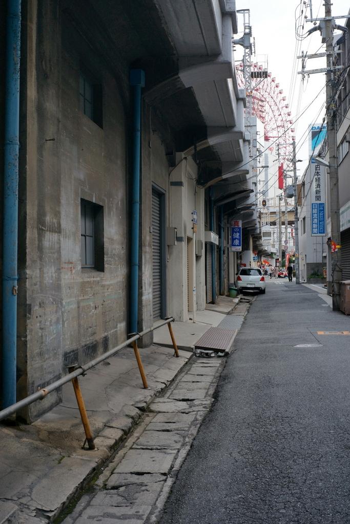 梅田バックストリート