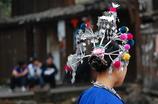 中国少数民族のトン族