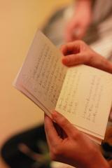 両親への手紙