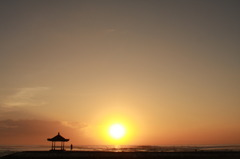 Sunrise of Bali