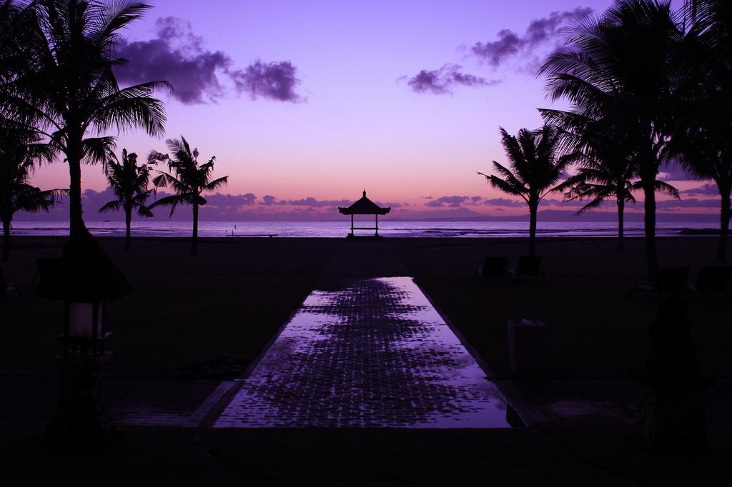 Morning of Pulau Bali