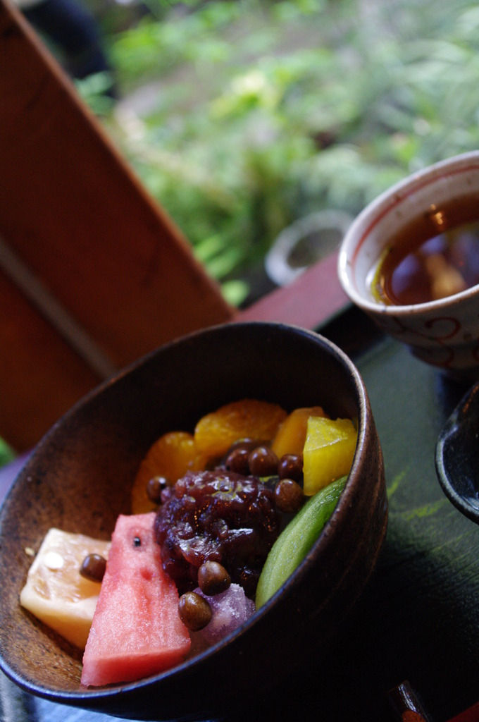 自由ヶ丘カフェ
