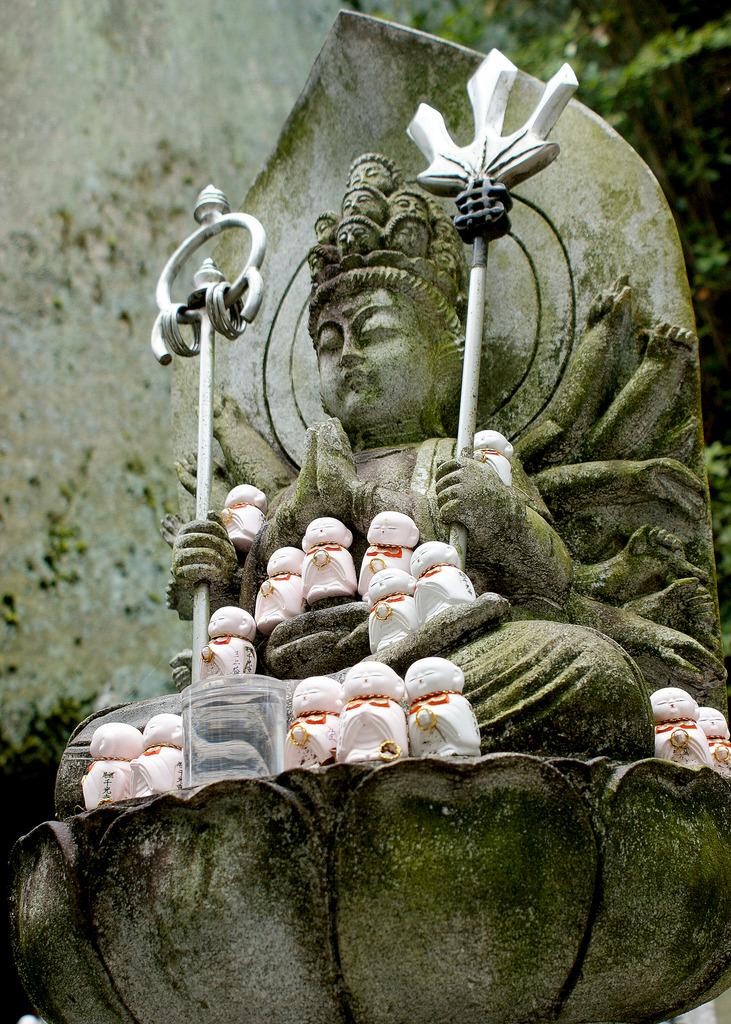 千光寺の石仏