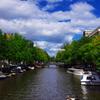 オランダの空
