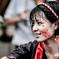 奈良バカラ祭り①