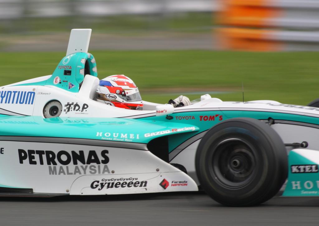 2009 全日本選手権フォーミュラ・ニッポン 第4戦