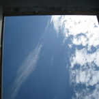 CANON Canon IXY DIGITAL 910 ISで撮影した風景(切り取った空)の写真(画像)