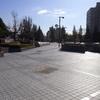 八戸市公会堂前広場