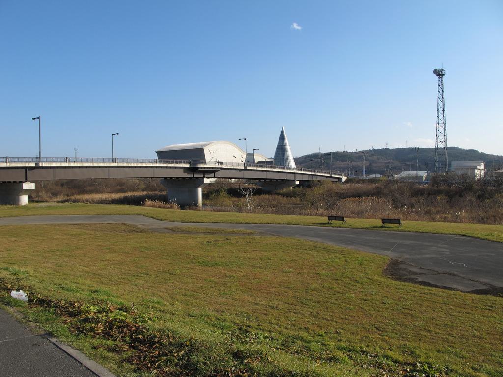 岩手県久慈市文化会館(アンバーホール)