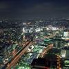 ランドマークタワーからの夜景3