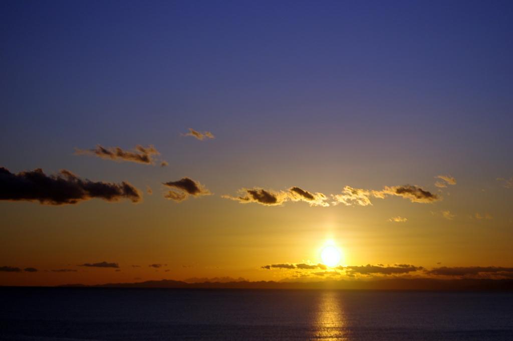 高知の夕日 その2