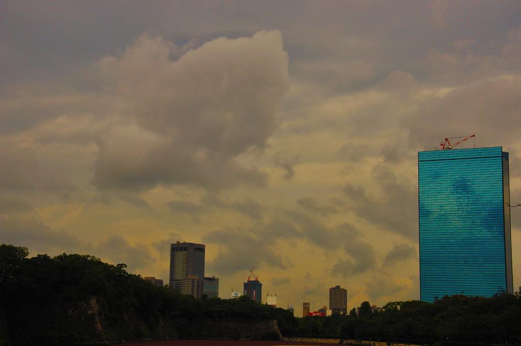 雨雲ミラー
