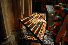 Die Kerzen