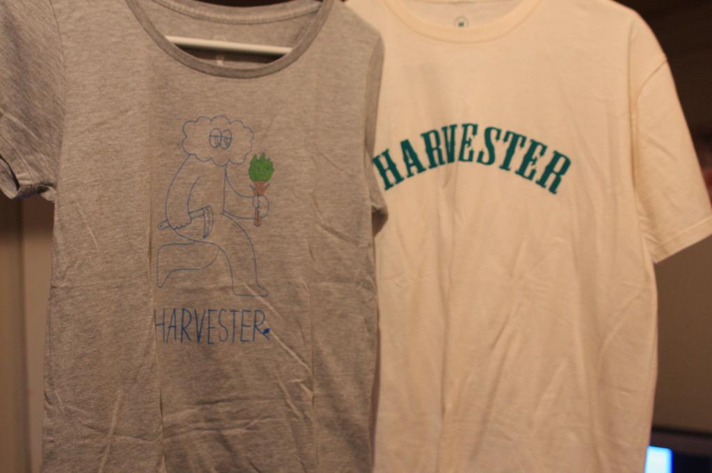 HARVESTER T