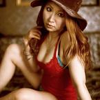 CANON Canon EOS 5Dで撮影した人物(Red)の写真(画像)