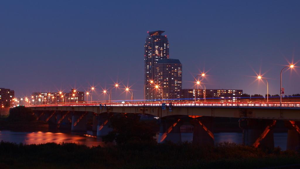 新荒川大橋