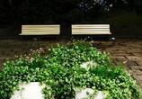 2匹のベンチ