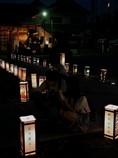 灯篭会の夜