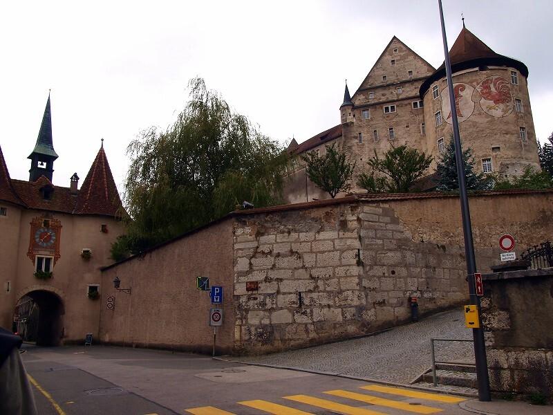 ポラントリュイの城