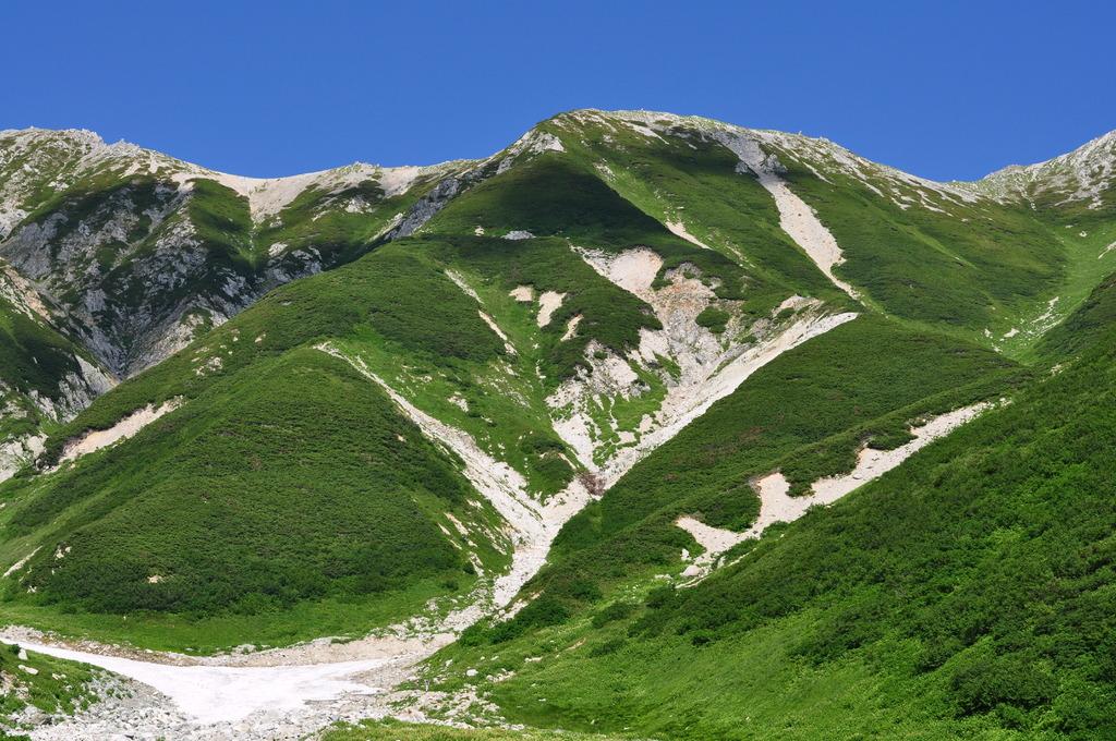 立山 別山