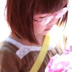 CANON Canon EOS Kiss X2で撮影した人物(ミニーのヘアバンド)の写真(画像)
