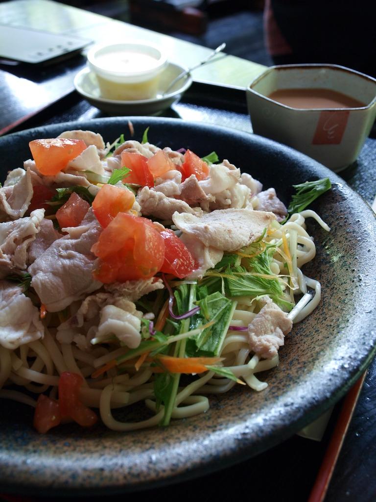 大家(うふや~)の冷麺