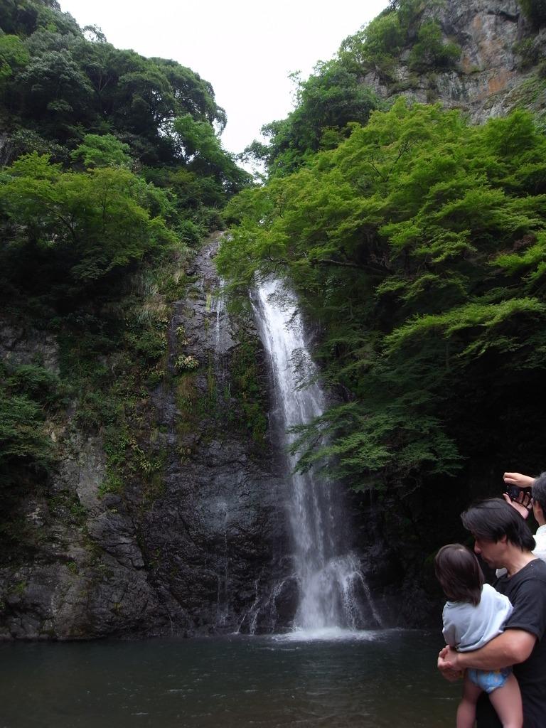 箕面の大滝